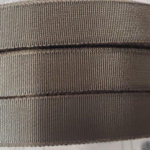 (a) #3 (5/8″) Millinery Grosgrain Ribbon – Charcoal Yardage