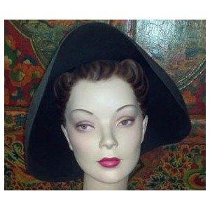 40s Fashion Bonnet 2