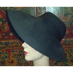 40s Fashion Bonnet