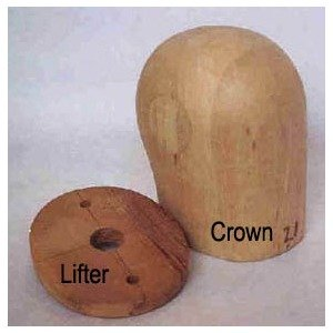 Balsa Crown Lifter