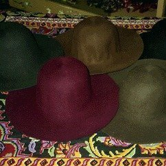 Dress & Western Felt Hat Bodies
