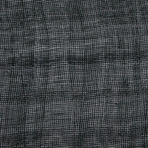 Unstiffened Sinamay Fabric – Black Roll