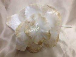 Blooming Beige White