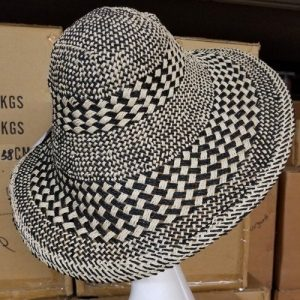 Checkered Paper Toyo Back