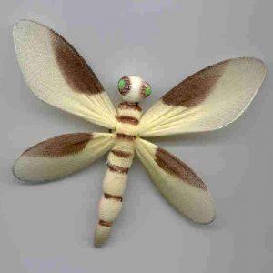 Cream Dragonfly Swatch