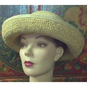 Crochet Raffia