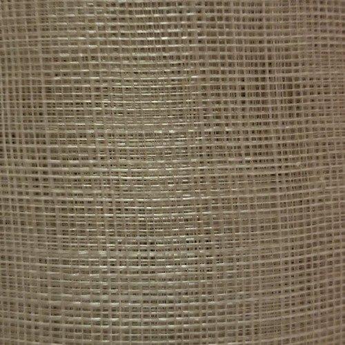 Sinamay Fabric Stiffened – Ecru 46