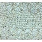 Fancy Paper Crochet Hood