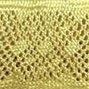 Fancy Sisal 4 Capeline Swatch Buttercup