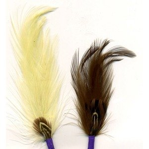 Feather Hat and Mask Trims Swatch