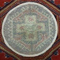 Flat Plate Open Weave Sisal 2