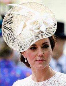Flat Plate Open Weave Sisal Hat Body