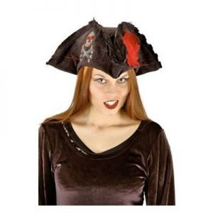 Fringe Pirate Hat