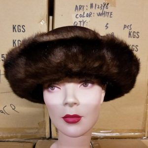 Go Girl Hat Brown Main
