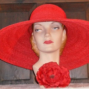 Grace Hat Cherry Swatch