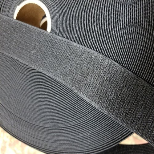 Hat Elastic Black Swatch