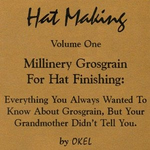 Hat Making Volume One