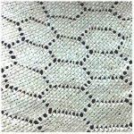 Honeycomb Sisal Straw Capelines 5-6″
