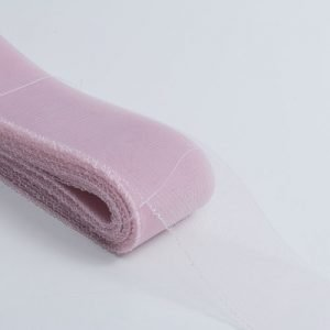 Horse Hair 63 Crystal Pink Swatch