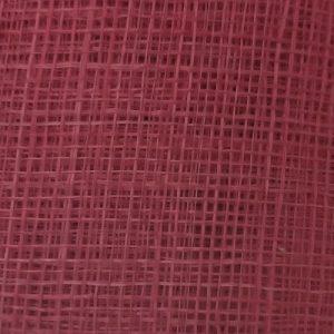 Hot Pink 95 Stiffened Sinamay Swatch 2
