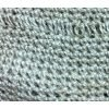 Jute Crochet Hood 2