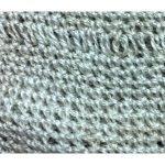 6.5 X 6 Jute Crochet Hood