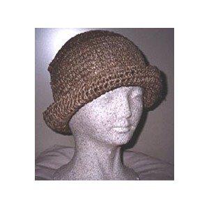 Jute Crochet Hood 3
