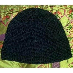 Jute Crochet Hood