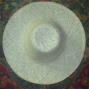 Knotted Sisal 4 Brim