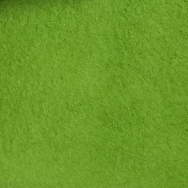 Lime Wool Swatch