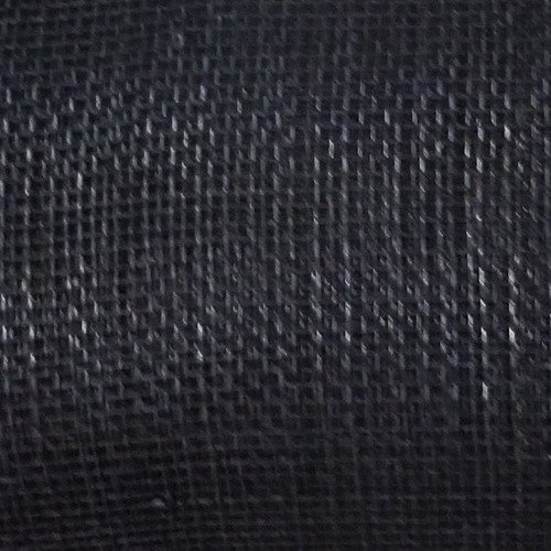 Sinamay Fabric Stiffened – Navy 11a