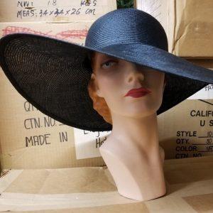Oh Pleezz Hat French Navy Swatch