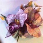 Opera Orchid Burgundy Swatch