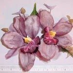 Opera Orchid Lavender Swatch