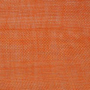 Orange 96 Stiffened Sinamay