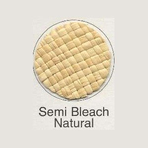 Panama Natural Semi Bleach