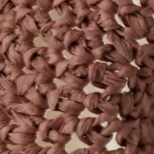 Paper Crochet Hood Mauve Swatch