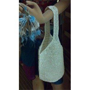 Paper Crochet Purse