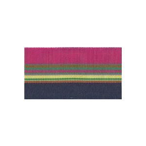 Polyester Striped Ribbon