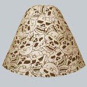 Printed Wool Skull