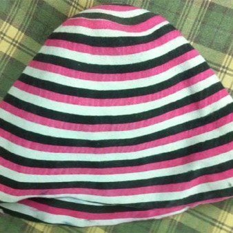 Printed Wool Stripe