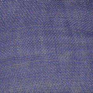 Purple 99 Stiffened Sinamay