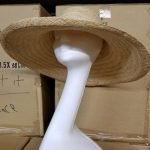 Raffia 20mm Hat Body