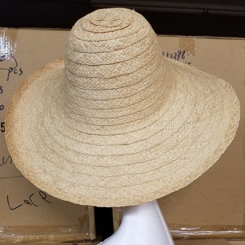 Raffia 20mm Hat Body