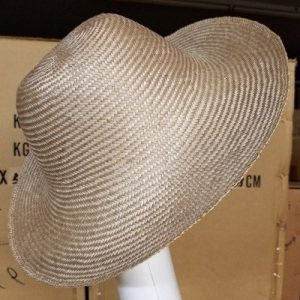 Sisal Hat Bodies