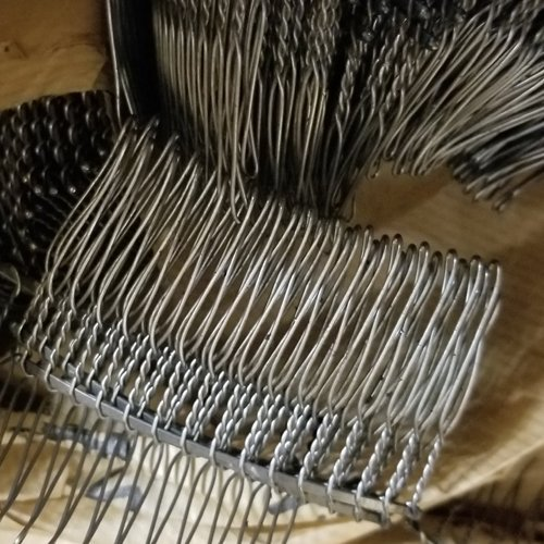 Raw Wire Combs