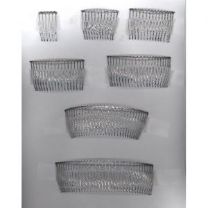 Raw Wire Combs Swatch