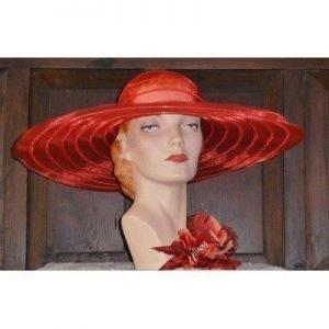 Red Bella Hat