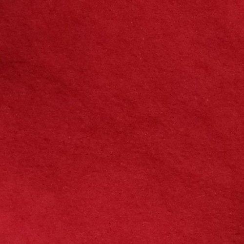 Red Wool Hood