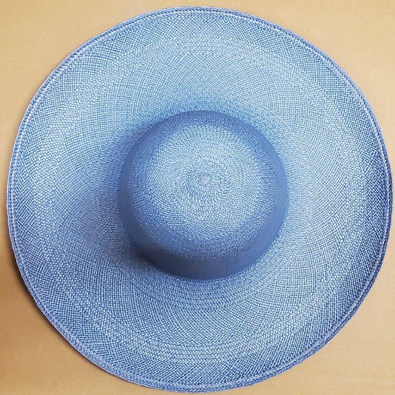 High Quality Panamas 4″ To 5″ Brims – Marine Blue